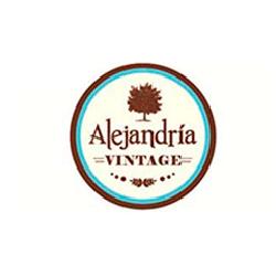 Alejandría Vintage logo
