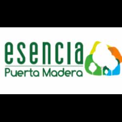 Esencia de Puerta Madera logo