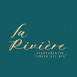 La Riviére Apartamentos logo
