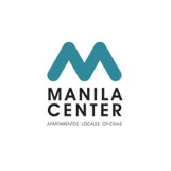 Manila Center  logo