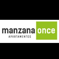 Manzana Once  logo
