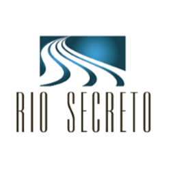 Río Secreto logo