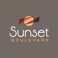Sunset Boulevard  logo