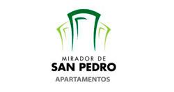 Mirador de San Pedro logo